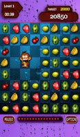Screenshot of Swiped Fruits