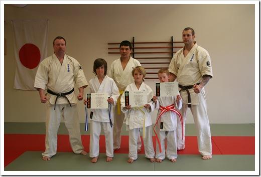 Karategradering vt 2010 012
