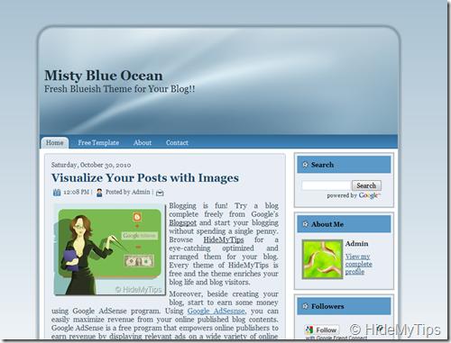 Misty Blue Ocean - misty-blue-ocean_blogspot_com