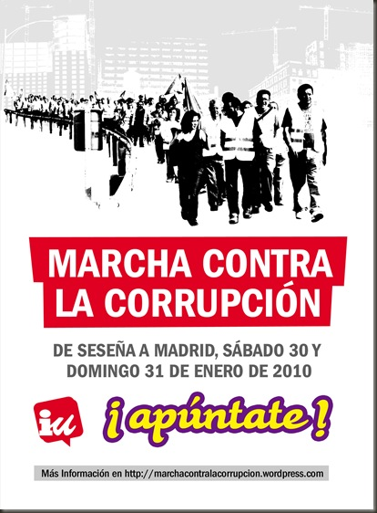 Marcha contra la corrupción