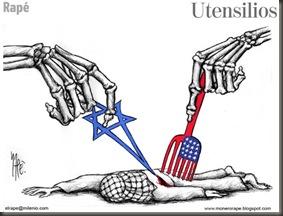 USA Israel Palestina