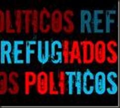 asilados políticos