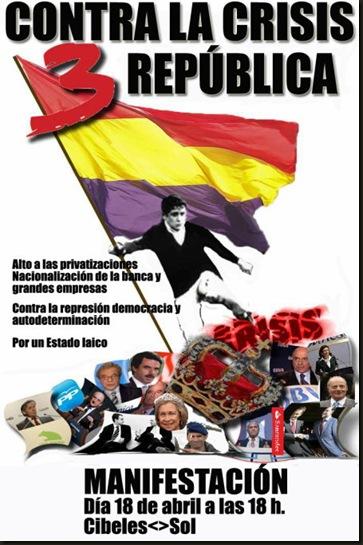 cartel crisis y república