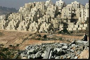 asentamiento israelí
