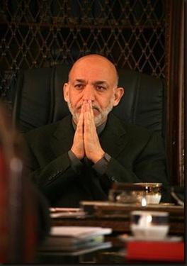 President Hamid Kazai (12)