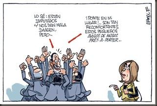 Corrupción, Manel