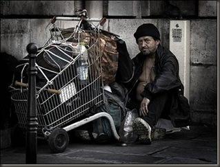 Pobreza Primer mundo