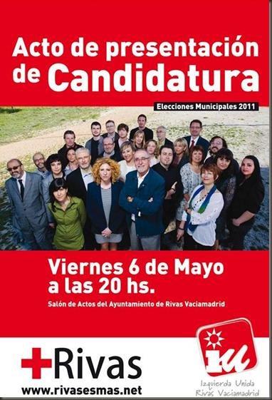 Candidatura Rivas V 2011
