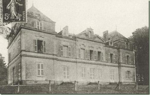Château du Haut-Gesvres (carte postale)