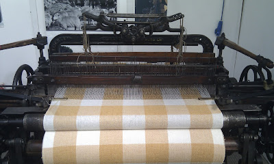 antique loom