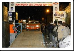Rally de Dean Funes. Rampa / pistoneandoafull.blogspot.com