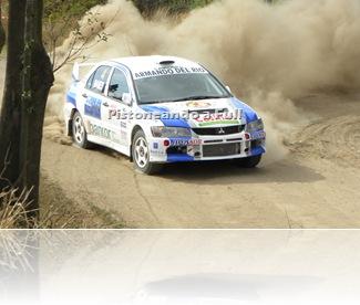 Rally Provincial. Nicolás Raies (Mitsubishi) ganador de la 14ª edición del Rally de Jesús María / pistoneandoafull.blogspot.com