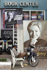 VIETNAM-US-HILLARY-BOOK