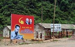 VIETNAM-POLITICS-PVC-POSTER