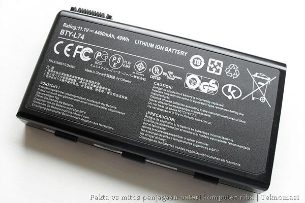 Bateri komputer riba Asus