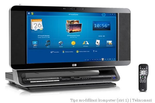 Contoh Komputer Set Lengkap HP