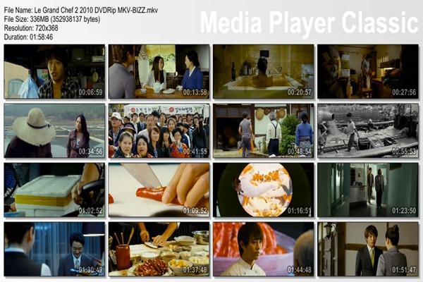 Cipta lakaran kenit dengan Media Player Classic