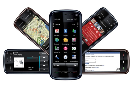 Ulasan tentang Nokia 5800XM