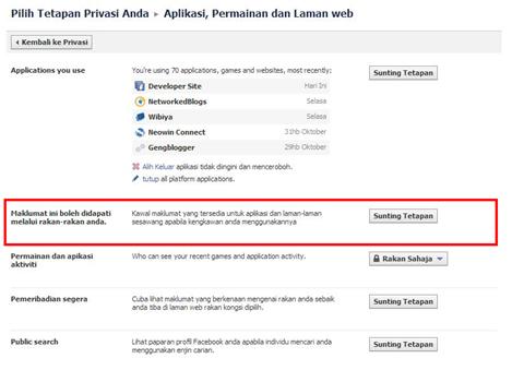 Bagaimana aplikasi Facebook mencuri maklumat peribadi pengguna?