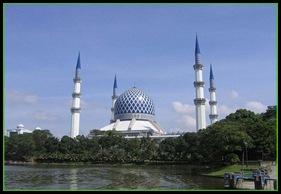 MASJID SULTAN SALAHUDIN ABDUL AZIZ, MALAYSIA