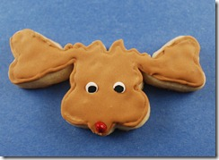 DAY 9: RUDOLPH COOKIES