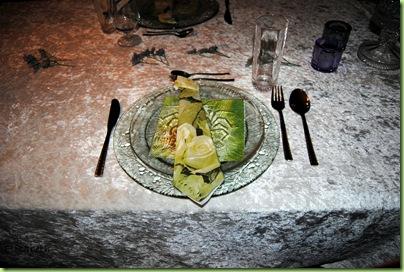 Morten, Otto og pyntet bord til middagselskap 019