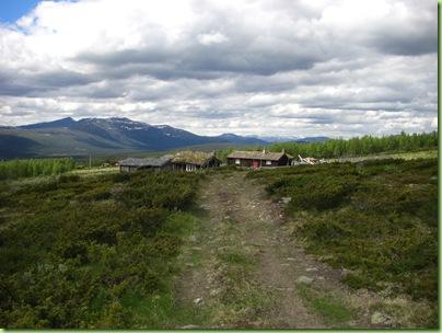 Tur til Murdalsetra i Skåbuferien juni 09 029