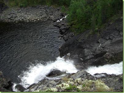 Tur til Vinsterfossen, Skåbu juni 09 021
