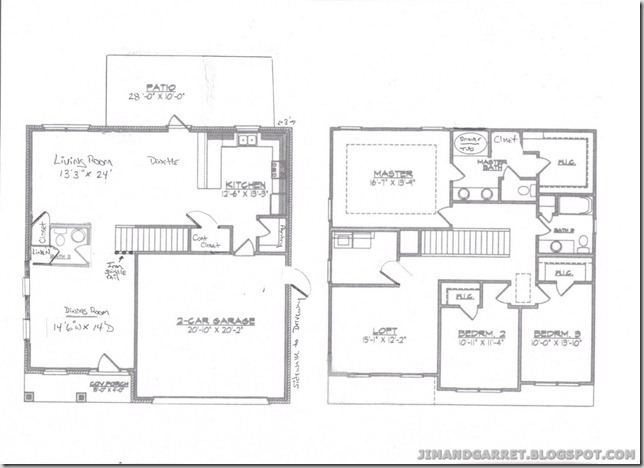 2162 Floor Plan - Revised - Side view