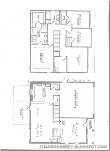 2162 Floor Plan - Revised