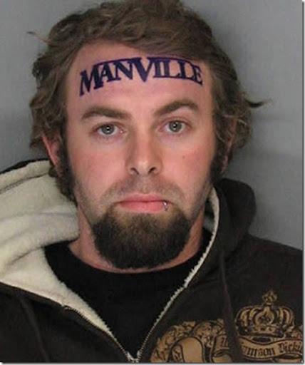 Tattoo On Forehead. of Forehead Tattoos