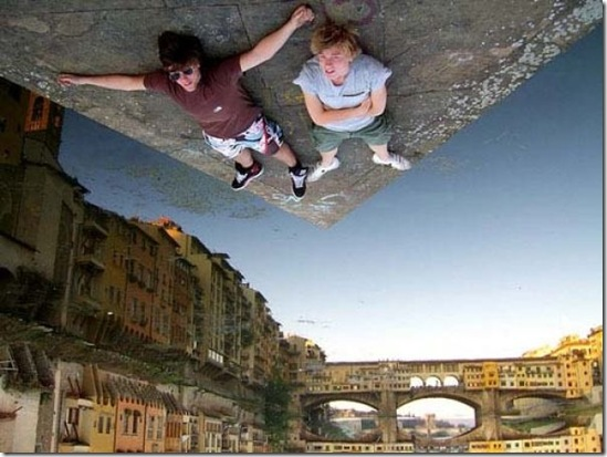 forced perspective pictures 9