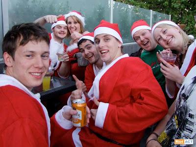RiotACT Santas