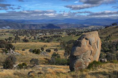 Cooleman Ridge