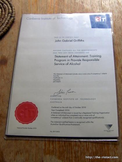 RSA certificate