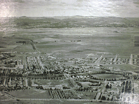 South Canberra in the 1930s