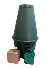 Solarcone Food Digester