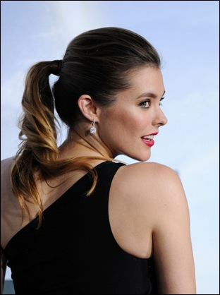 Susie Abromeit Long Hairstyles Ponytail 5d3ZMgp6wcQl