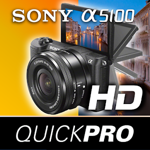 Cover art Sony a5100 from QuickPro