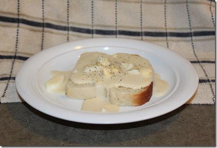Eggs Golden Rod