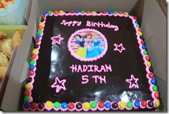 Happy Birthday Hadirah 29.10.2010 007