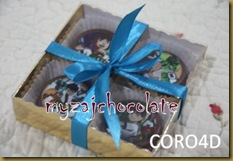 Coklat dan hiasan 9.4.2011 021