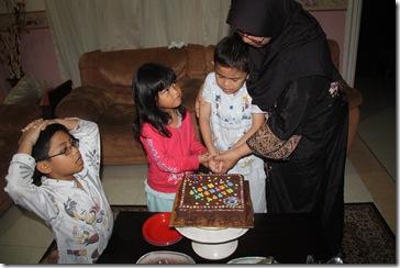 BIRTHDAY HADIF KE 7 THN 004