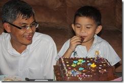BIRTHDAY HADIF KE 7 THN 021