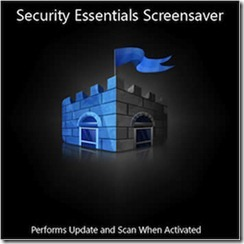 Security Essentials Screensaver