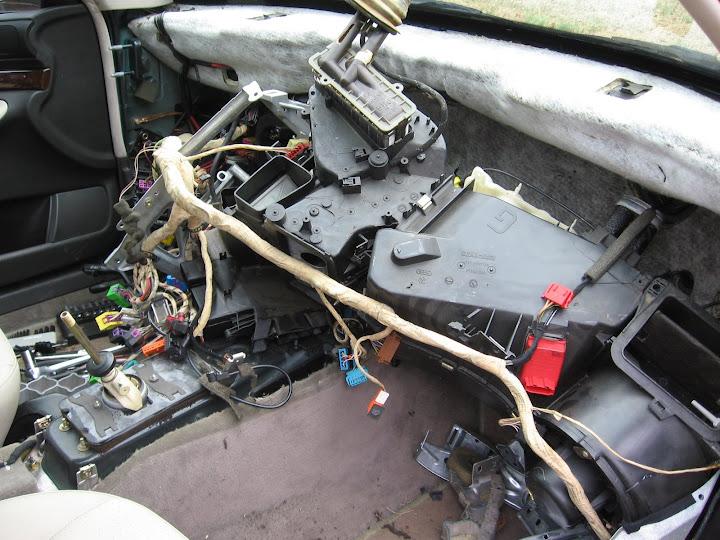 audi heater matrix help and guidance required singletrack magazine rh singletrackworld com Audi A3 V6 Audi A3 Manual PDF
