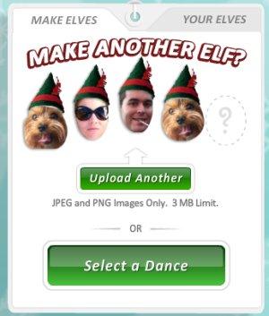 2010 12 09 1406 Cómo crear tu felicitación de navidad con ElfYourself