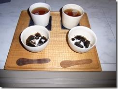 自然素材の家 コーヒーゼリー