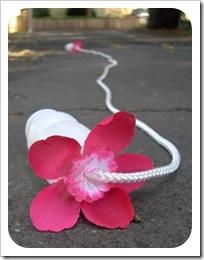 flower jump rope
