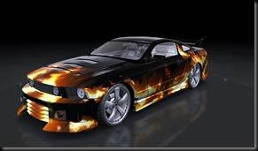 Mustang Ptx foc